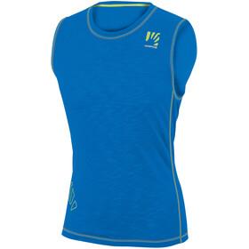 Karpos Profili Lite Koszulka bez rękawów Mężczyźni, bluette